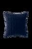 HERA kuddfodral 50x50 cm Mörkblå