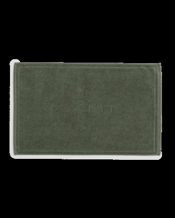 Organic Badrumsmatta 50x80 cm, Agave Green