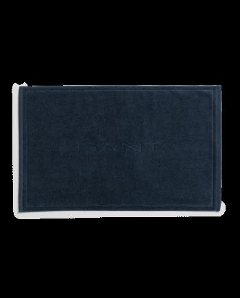 Organic Badrumsmatta 50x80 cm, Sateen Blue