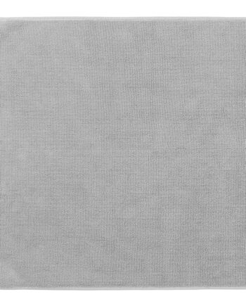 Piana Badrumsmatta 55x55 cm Microchip Grey