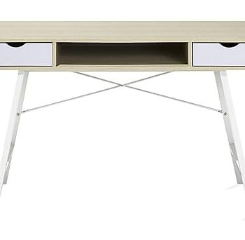 CLARITA Skrivbord 120 cm, Skrivbord