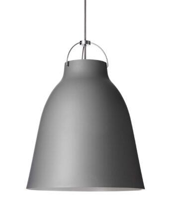 Caravaggio P3 pendel matt Grey45