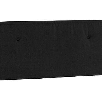 SPOT Sänggavel 180 cm Mörkgrå, Prydnadskuddar & filtar