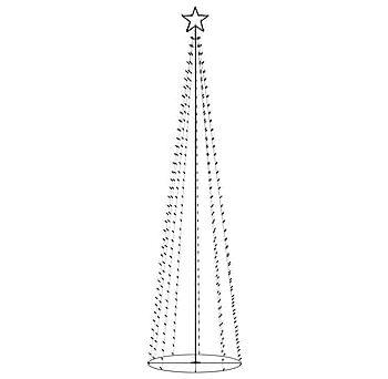 Julgranskon 400 varmvita LEDs 100x360 cm, Julpynt & juldekoration