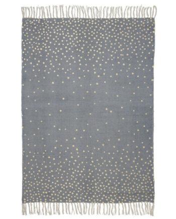 Matta, 90x120 cm, grå