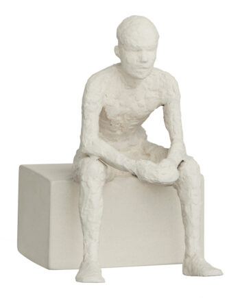 Character Skulptur The Reflective one 14 cm