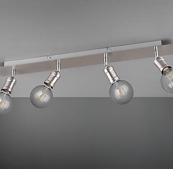 CARL Spotlight Silver, Lampor