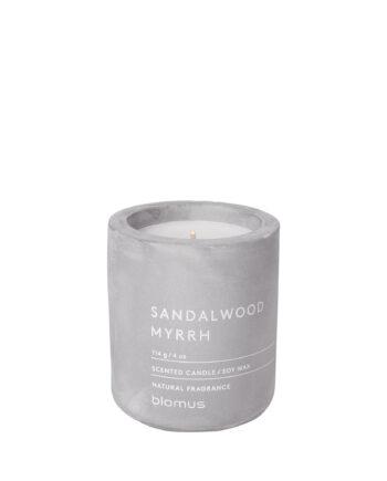 FRAGA Doftljus, Medium, Sandalwood Myrrh