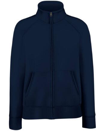 Ladies/lady-fit Fleece Sweatshirt Jacket