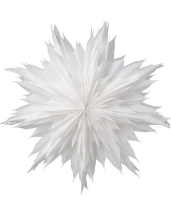 Oslo julstjärna Ø60 cm Vit