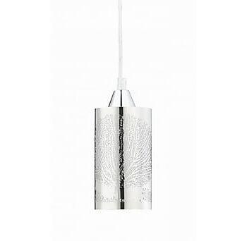TREE Fönsterlampa 8 Rund Krom/Blank, Lampor