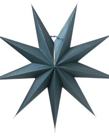Boris julstjärna 70 cm Petrolium