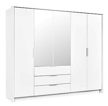 Garderob 255 cm, Garderober