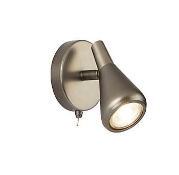 TINLEY Spotlight 1L GU10 Antik Silver, Lampor